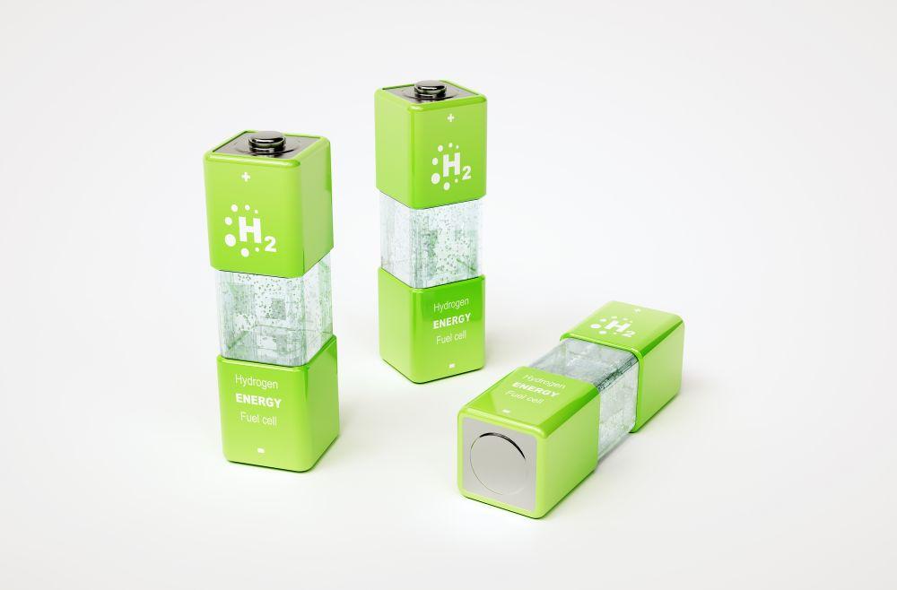 Hydrogen batteries (H2)