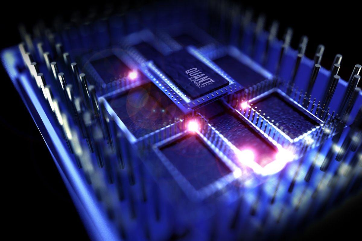 Quantum Processor Computer