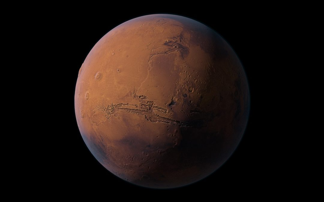 Mars Waters was Perfect for Life According to New Study